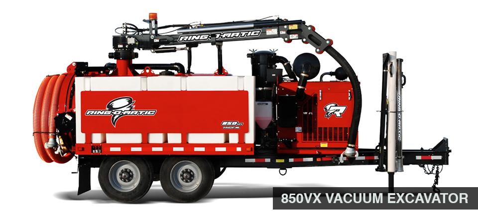 850VX Vacuum