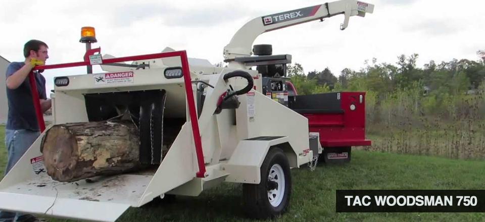 Terex TAC 750